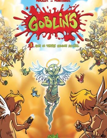Goblin's t.3 ; sur la terre comme au ciel