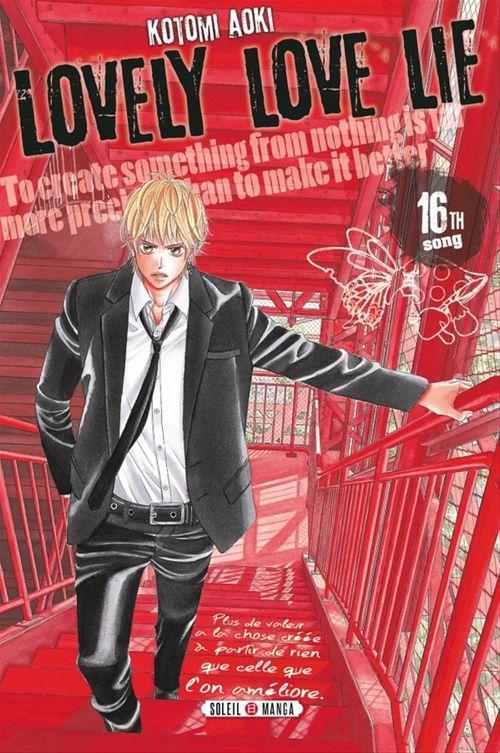 Lovely love lie T.16