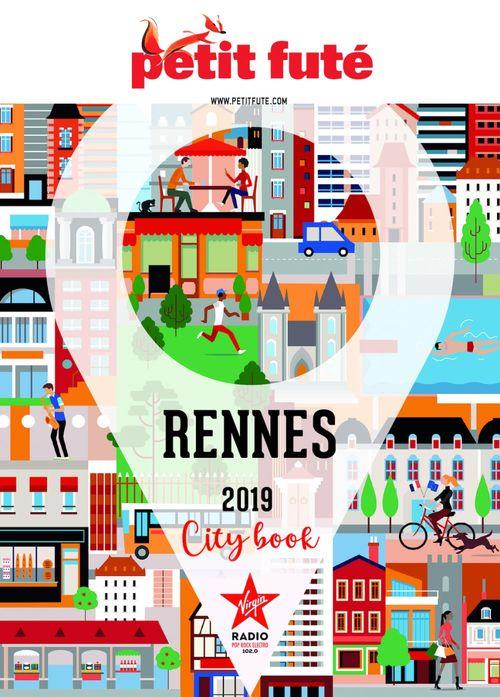RENNES 2019 Petit Futé
