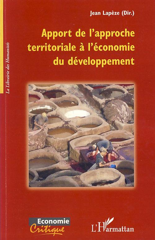 Apport de l'approche territoriale à l'économie du développement