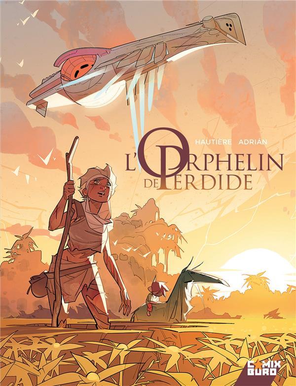 l'orphelin de Perdide t.1 ; Claudi
