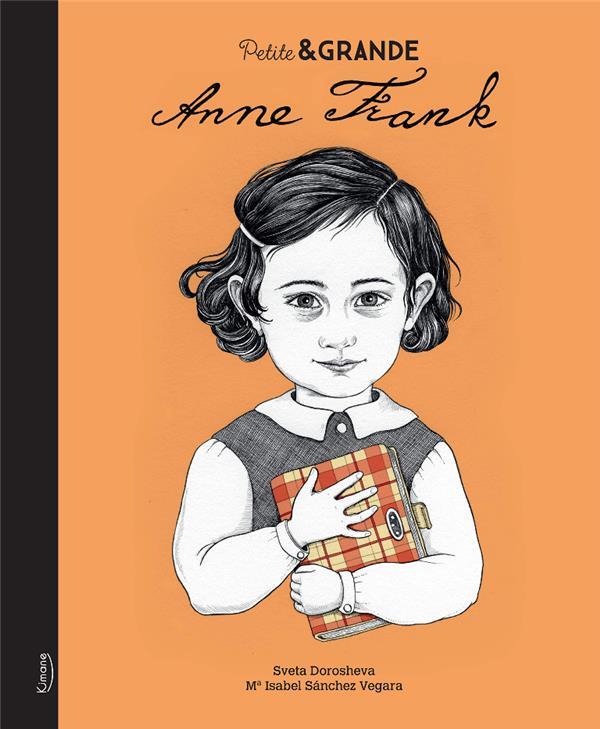 PETITE et GRANDE  -  ANNE FRANCK
