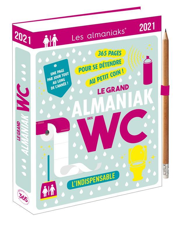 Le grand almaniak des WC (édition 2021)