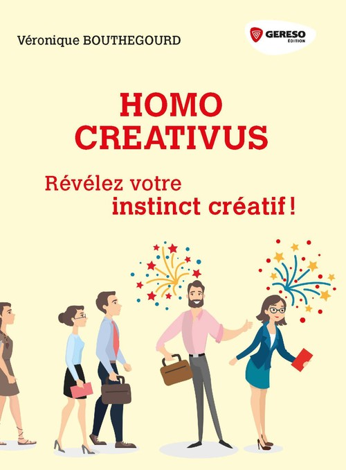Homo creativus  - Véronique Bouthegourd