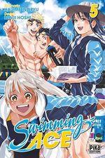 Vente Livre Numérique : Swimming Ace T05  - Renji Hoshi