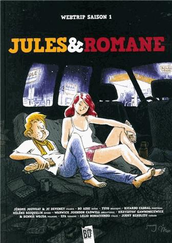 Jules et Romane ; webtrip