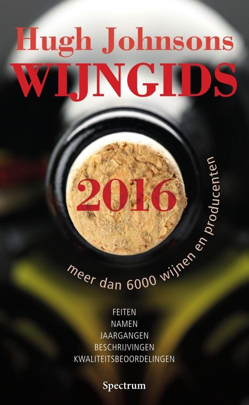 Hugh Johnsons wijngids - 2016