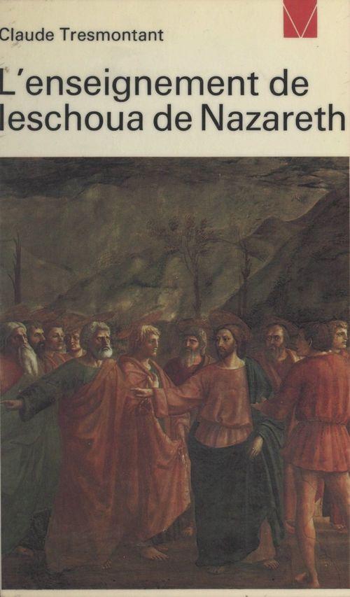 L'enseignement de Ieschoua de Nazareth