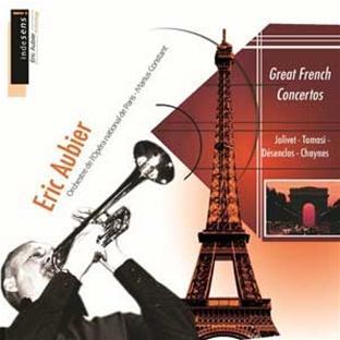 les grands concertos français pour trompette