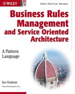 Vente EBooks : Business Rules Management and Service Oriented Architecture  - Ian Graham