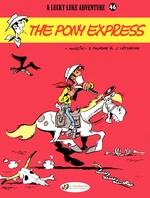 Vente EBooks : Lucky Luke T.46 ; the pony express  - Jean Léturgie - Michel Faure