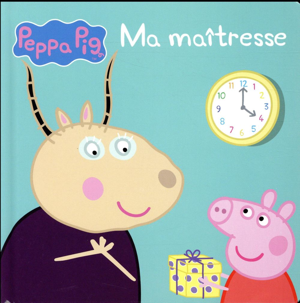 PEPPA PIG - MA MAITRESSE XXX