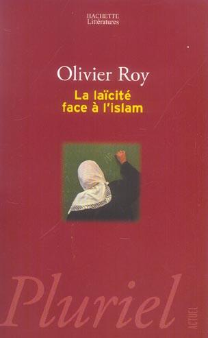 La laicite face a l'islam