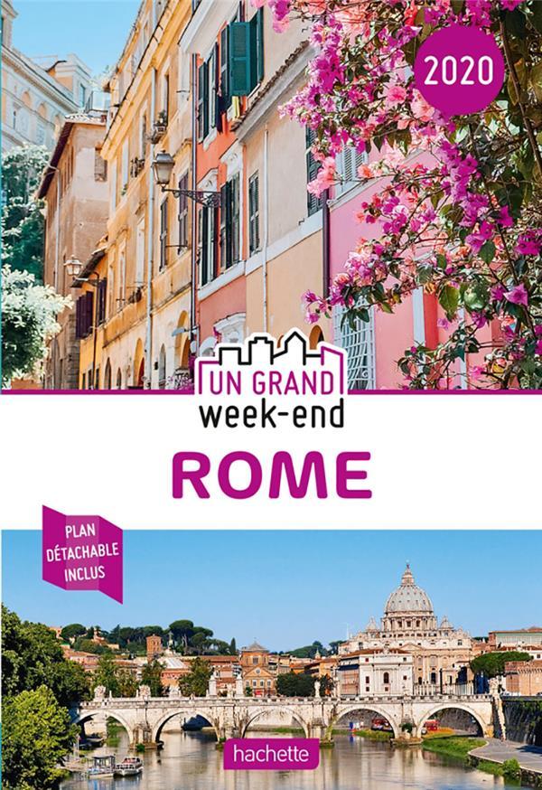 Un grand week-end ; Rome (édition 2020)