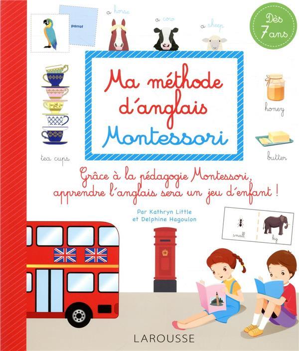 MA METHODE D'ANGLAIS MONTESSORI