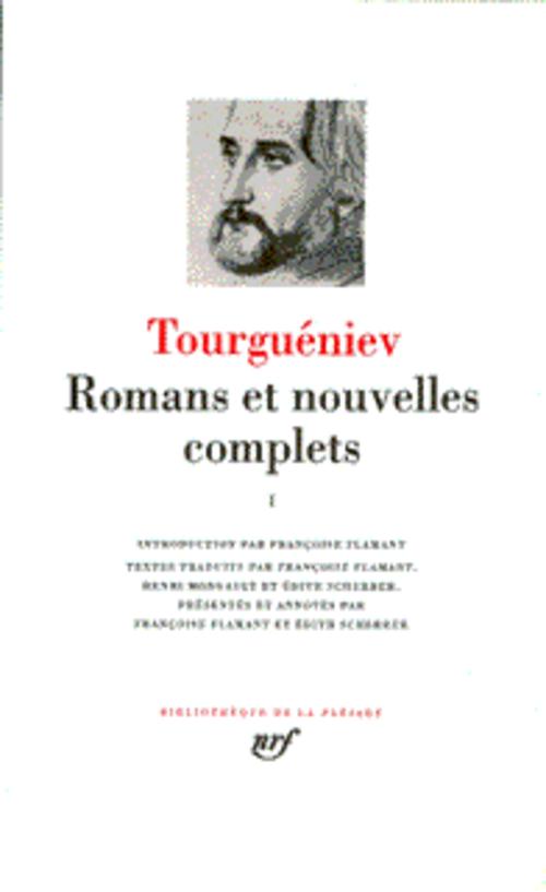 Romans et nouvelles complets t.1