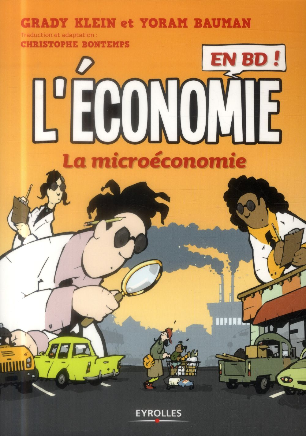 L'économie en bd ; la micro économie