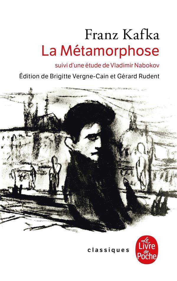 La métamorphose ; étude sur Vladimir Nabokov