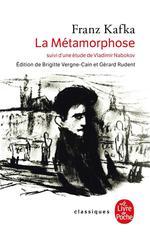 Couverture de La métamorphose ; étude sur vladimir nabokov