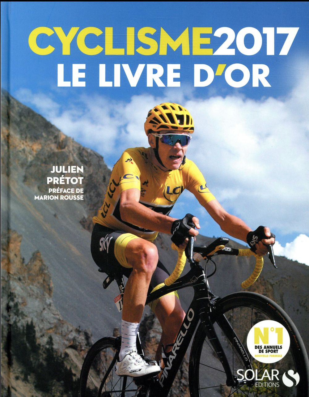 Cyclisme, le livre d'or (édition 2017)
