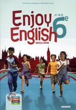 NEW ENJOY ENGLISH ; 6ème ; manuel de l'élève