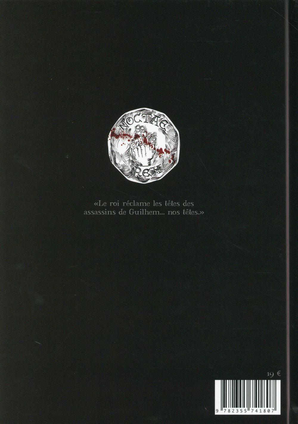 Le Roy des Ribauds T.1