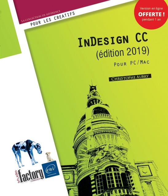 Indesign cc (edition 2019) - pour pc/mac