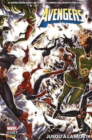 Avengers ; jusqu'à la mort