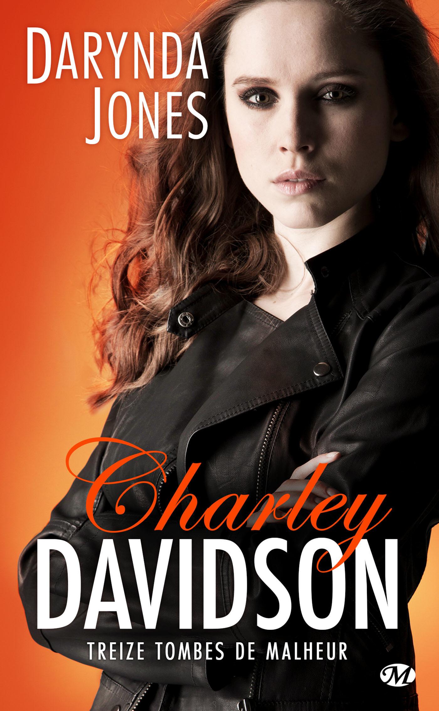 Charley Davidson T.13 ; treize tombes de malheur