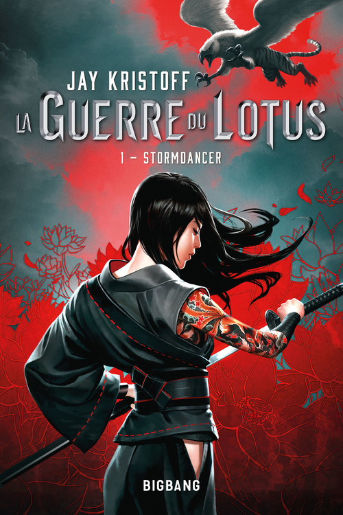 La guerre du lotus T.1 ; Stormdancer