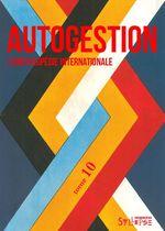 Vente EBooks : Autogestion, l'encyclopédie internationale