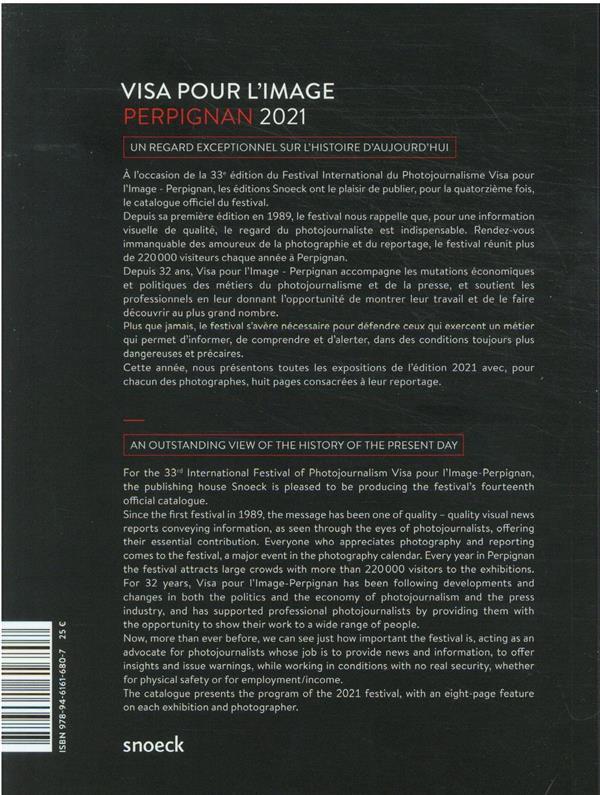 Visa pour l'image (édition 2021)