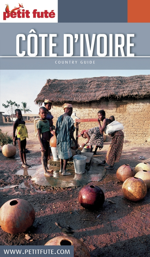 GUIDE PETIT FUTE ; COUNTRY GUIDE ; côte d'Ivoire