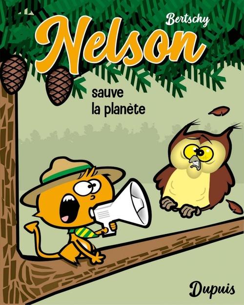 Nelson t.2 ; Nelson sauve la planète