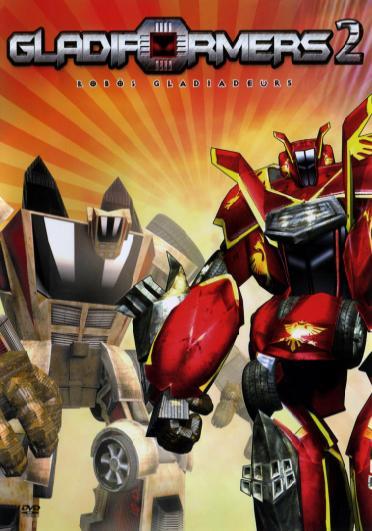 Gladiformers, vol. 2 : Robots gladiateurs