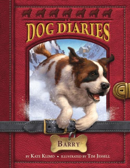 BARRY - DOG DIARIES: BOOK 3