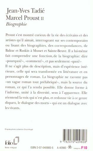 Marcel proust - vol02 - biographie 2