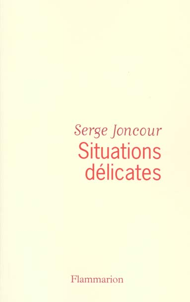 Situations delicates
