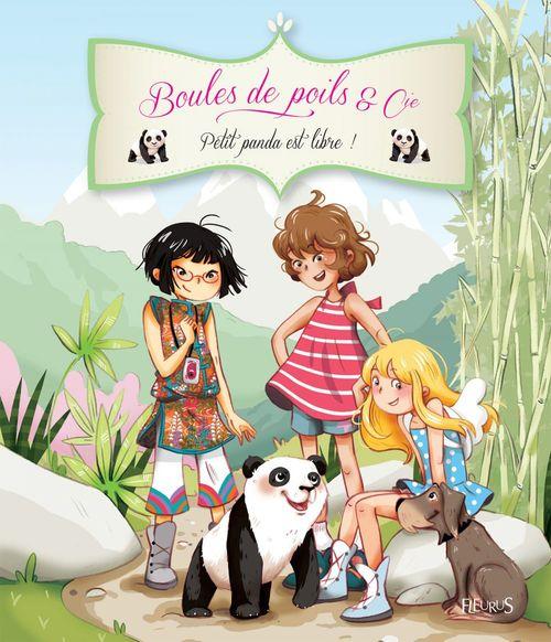 BOULES DE POILS & CIE ; petit panda est libre !