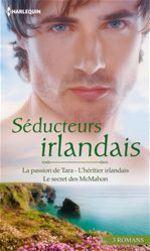 Vente Livre Numérique : Séducteurs irlandais  - Trish Wylie - Renée Roszel - Emma Richmond