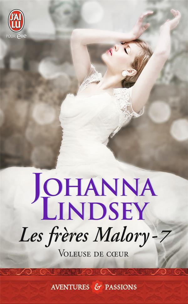 Les Freres Malory T.7 ; Voleuse De Coeur