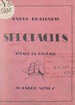 Spectacles  - Andre Fraigneau