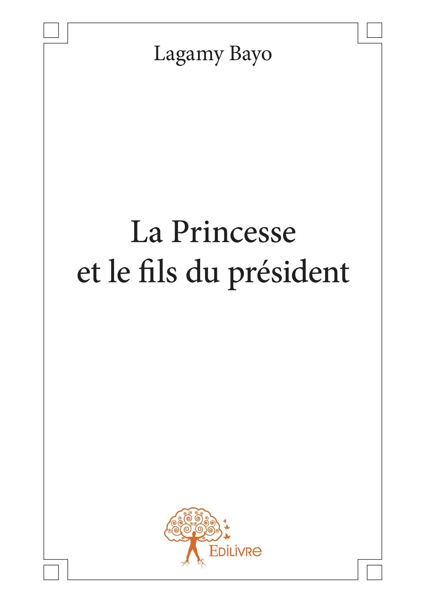 La princesse et le fils du president