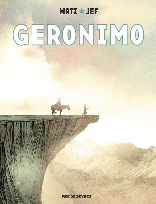 Vente EBooks : Geronimo  - Matz