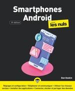 Vente Livre Numérique : Les smartphones Android pour les nuls  - Auteur INCONNU - Dan Gookin