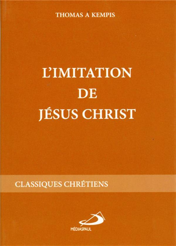 Imitation de jesus-christ, l' - (trad. ravinaud)