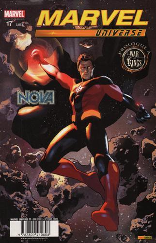 Marvel Universe T.17; Nova