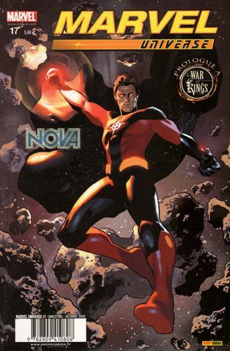 Marvel Universe 31 : Chaos War