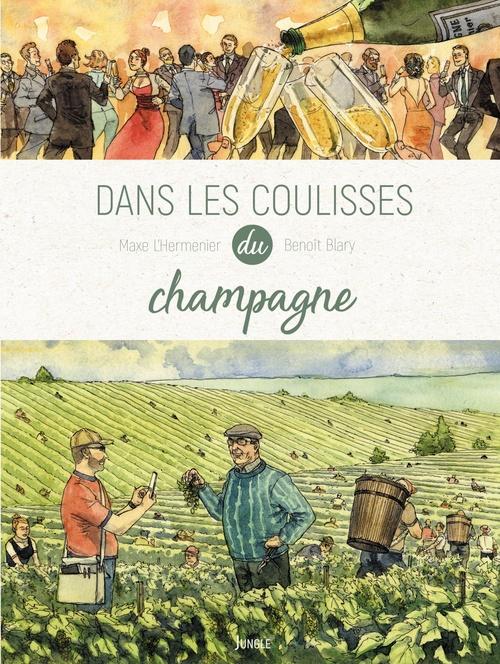 Dans les coulisses du champagne