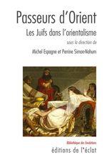 Vente Livre Numérique : Passeurs d'Orient  - Perrine Simon-Nahum - Michel Espagne